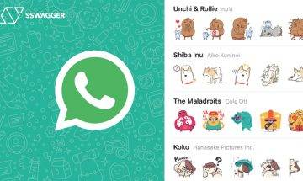 WhatsApp Sticker 點搵好?地上最強懶人包 快速取得大量Sticker