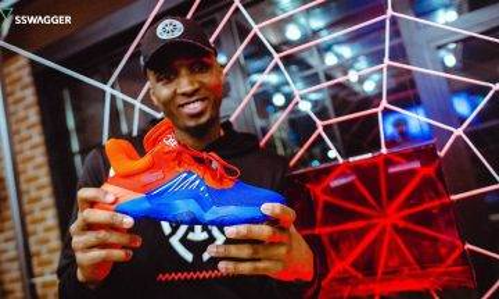Adidas 推出爵士新星 Donovan Mitchell 首雙個人專屬簽名鞋「D.O.N Issue#1」