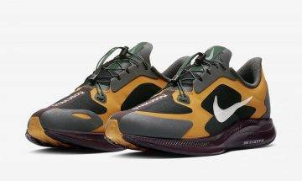 【搶先預覽】Undercover Gyakusou x Nike Zoom Pegasus Turbo 官方圖釋出