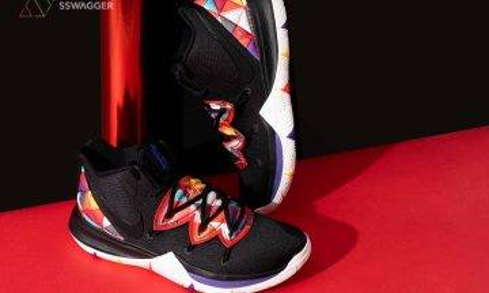 【實物細看】Nike Kyrie 5「CNY」 中國傳統百家衣上身!