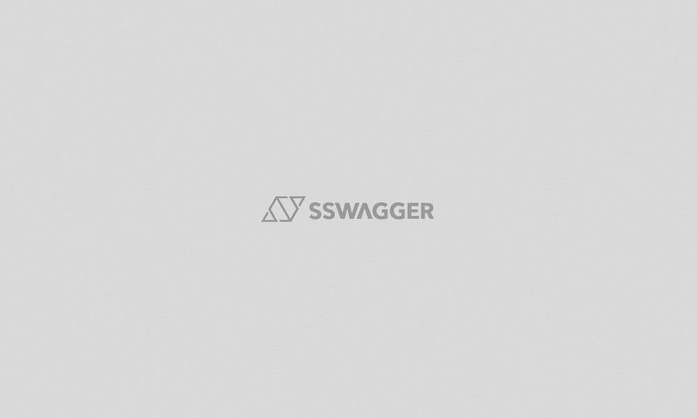 【最新上架】Mid型鞋新配色第一擊 彩虹炸彈 Air Jordan 1 Mid