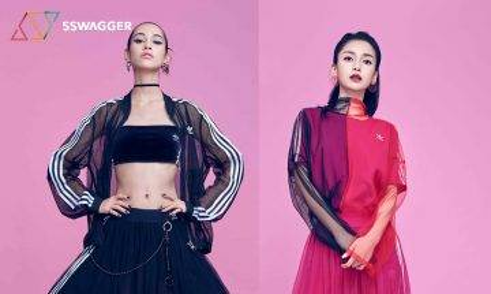 水原希子、Angelababy、楊冪 率先演繹adidas Originals全新BELLISTA系列及SLEEK鞋款