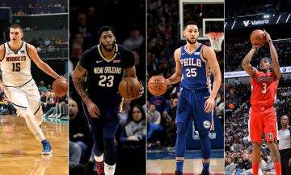 NBA ALL STAR名單出爐! 沒有D.Rose 也沒有Luka Doncic