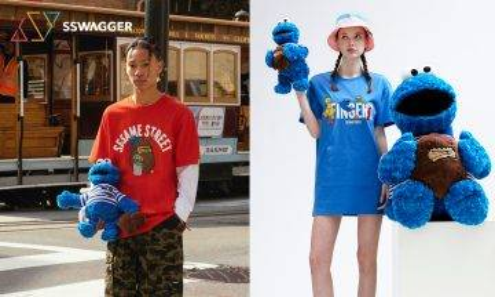 fingercroxx x Sesame Street 攜手推出可愛聯乘系列 3月15日正式面世!
