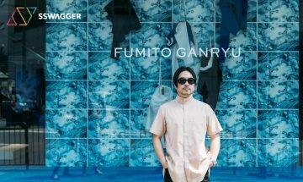【S級專訪】丸龍文人如何從Comme des Garçons走到FUMITO GANRYU
