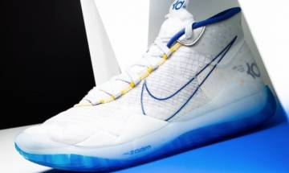 Nike KD12勇士專色 預料5月3日上架
