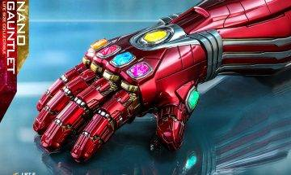 【勢必收藏】Hot Toys推出《Avengers:Endgame》1:1 比例Nano Gauntlet珍藏品