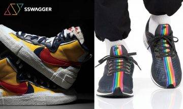【鞋迷必看】5對每週最話題波鞋—sacai x Nike Blazer Mid、Nike #BETRUE Collection
