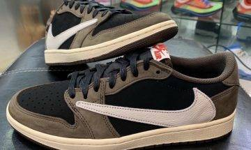 Travis Scott Air Jordan 1 Low細節公開 預料秋季上架