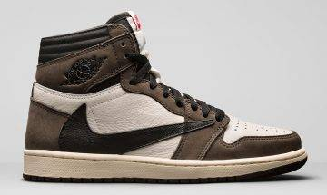 Travis Scott Air Jordan 1「Cactus Jack」5.11開賣 香港發售點一覽
