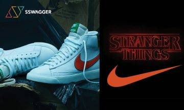 謎底揭開!Stranger Things x Nike「OG Pack/ Independence Day」回到80年代