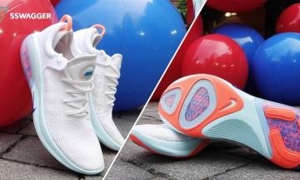 【實物細看】新世代跑鞋 Nike Joyride 革命性TPE緩震顆粒登場!