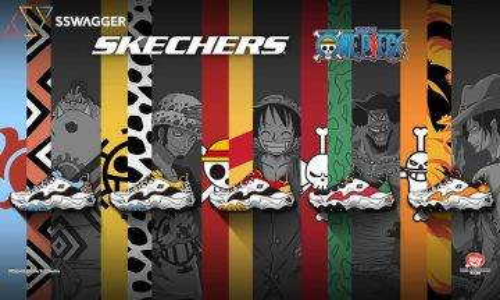 【動漫迷注意】 SKECHERS x One Piece聯乘新作品 買滿即送海洋公園飛!