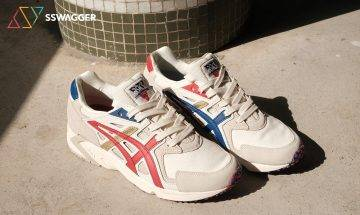 泰拳靈感限定作! Carnival × ASICS Tiger GEL-DS Trainer OG「Muay Thai」本周六發售