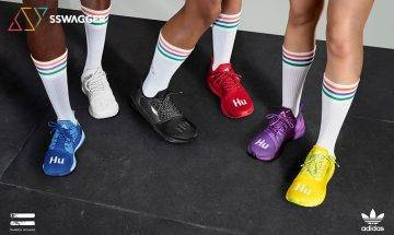鼓勵女性勇敢發聲 adidas Originals by Pharrell Williams Now Is Her Time聯乘系列  9月13日上架