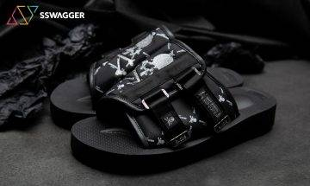 七度合作!日系機能涼鞋Suicoke x mastermind Japan 黑魂「骷髏頭」8月9日開賣