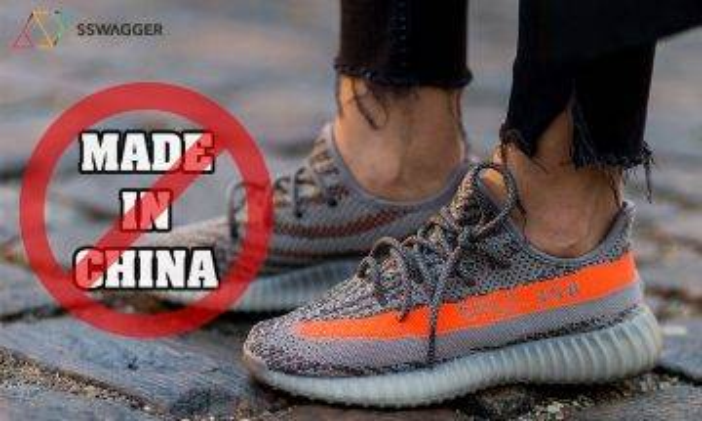 Kanye West親口證實 Yeezy生產線將在2021年全面撤出中國 改回「Made in USA」!