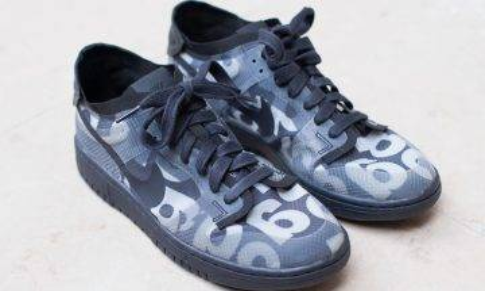搶先預覽春夏20最新聯乘 COMME des GARÇONS x Nike Dunk Lows 雙色登場!