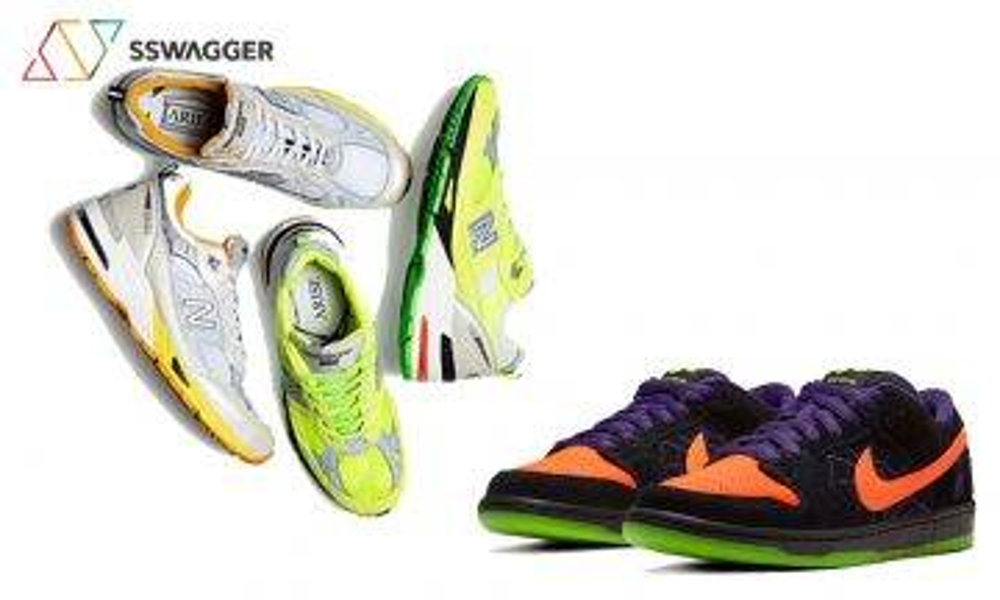 【波鞋推介】5對每週最話題波鞋— Nike SB Dunk Low 「Night of Mischief」、Aries x New Balance 991、adidas YEEZY 500 「Soft Vision」