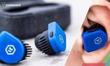 【SSW Master & Dynamic MW07 GO 測試】真無線運動耳機!15分鐘快速充電達一半電量 防水輕身+配戴感夠穩!