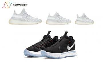 【波鞋推介】5對每週最話題波鞋—adidas YEEZY BOOST 350 V2 「Yeshaya」、Nike PG4、Air Jordan 13 「Reverse He Got Game」