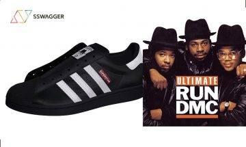 adidas Originals Superstar 流行經典50年 RUN DMC聯乘重磅回歸
