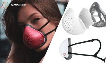 三層防護 過濾效果高達98.5%! 加拿大「O2 Canada」可洗換式口罩面世