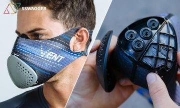 運動同時抗菌!VENT運動口罩具備過濾、散熱雙重防護 官網接受訂購