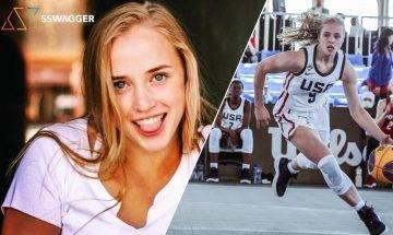 【S Girl】Kobe Bryant「門生」打得又睇得!美國籃球美少女Hailey Van Lith