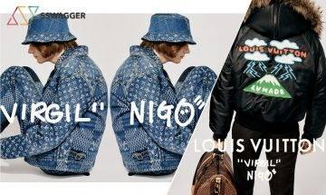 兩大時裝巨頭破格合作!Virgil Abloh攜手NIGO Louis Vuitton重磅聯乘系列「LV²」正式曝光!