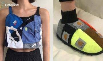多圖!紐約超強DIY達人打造Carhartt、Nike真正限量潮物