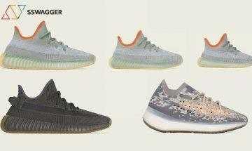 鞋迷注意!本月3款全新配色接踵而至 3月份YEEZY BOOST販售情報大公開!