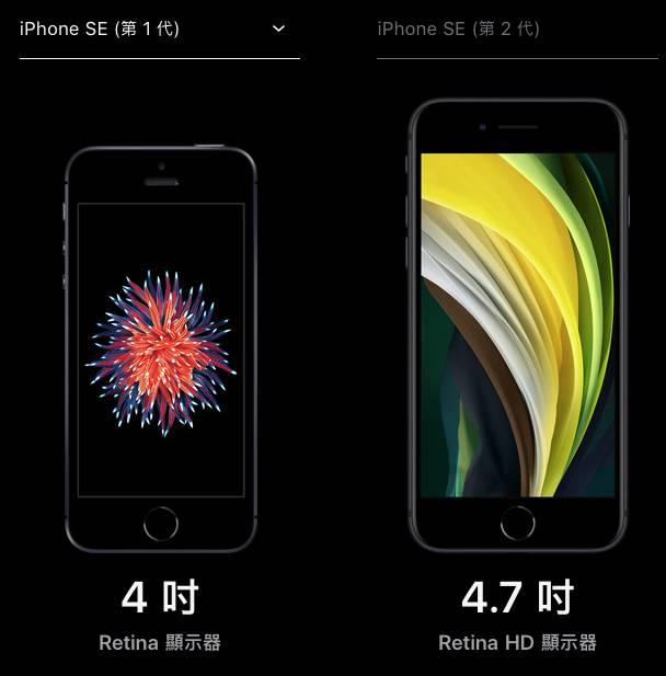 初代 iphone se