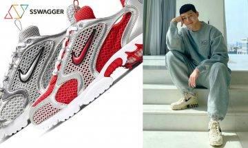 追擊Stussy平民版!Nike Air Zoom Spiridon Caged 2「OG配色」發售情報公開
