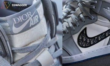 年度「鞋王」減產?Dior x Air Jordan 1官方發售日期及售價情報公開