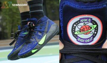 【Nike測試】杜蘭特新一代戰靴!KD 13雙層Zoom Air+TPU中足板能否成為Nike年度最佳?