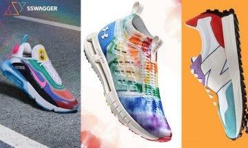 支持Pride Month!一文盤點Nike、adidas、Converse靚色Pride系列