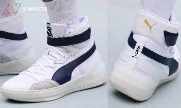 【PUMA評測】復古與機能兼備!PUMA Sky Modern籃球鞋高回彈力腳感+包覆支撐性能超強!