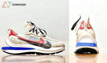 年度必搶Nike鞋 Sacai x Nike Vaporwaffle全新配色曝光!