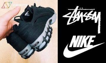 本周開賣!Stussy x Nike黑魂版新鞋 發售日子及市價情報曝光