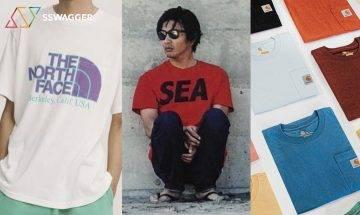 5款可以走天涯!2020衣櫃必要擁有的夏天T恤