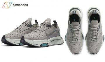 灰色調登場!雙層中底+Zoom Air氣墊新鞋 Nike Air Zoom Type新色設定追加+發售日期