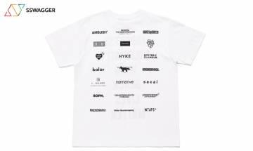 日本夢幻隊支持 #blacklivesmatter!UNDERCOVER、WTAPS、sacai等21品牌打造慈善T-Shirt