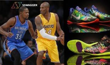 Nike推出EYBL精英籃球聯賽專屬配色 扎染藝術與Kobe 5、KD13融為一體