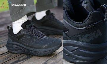 【HOKA測試】HOKA Challenger Low Gore-tex 厚底機能跑鞋 跑得又可以潮著?