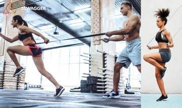 為夏日訓練做好準備! 網上爆紅「跳繩操fit」+「彈力帶」6招練肌力