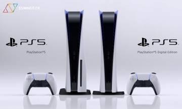 PS5外形正式發布!驚人售價同樣曝光 貴PS4近2倍?
