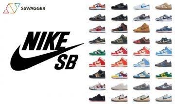 Nike SB Dunk歷史你知幾多?今日一齊上Nike SB Dunk歷史堂!