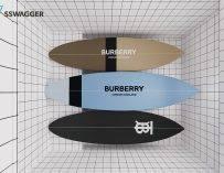 Burberry推出全新Monogram滑浪板