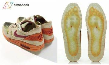 發售日期公開?CLOT x Nike Air Max 1「死亡之吻」神鞋即將回歸+加碼推出新配色!